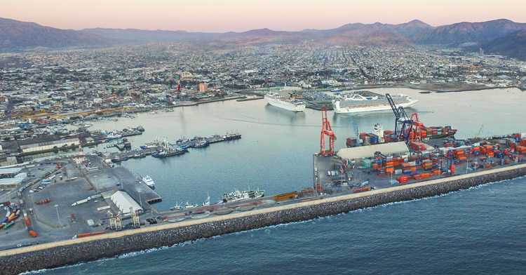 Promotional video of Port of Ensenada